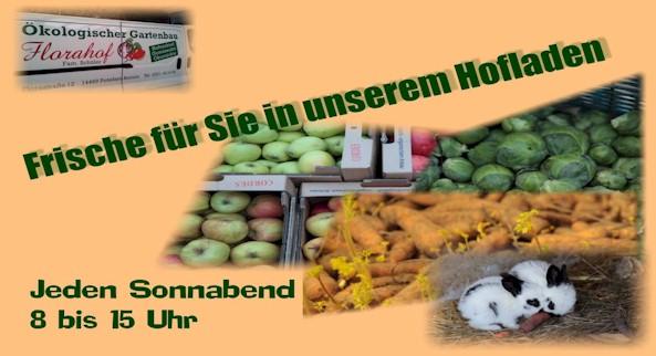 Hofladen Florahof Bornim
